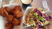 Recettes de Candice: boulettes & nuggets de poulet !
