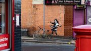 Une nouvelle œuvre murale de Banksy à Nottingham
