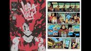 Comics Street: Loba Loca