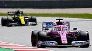 """F1 : L'équipe Racing Point """"confiante"""" après la réclamation de Renault"""