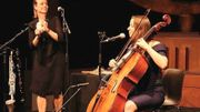 Le LIVE enchanteur de Las Hermanas Caronni au Mundaneum [VIDÉOS]