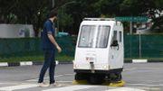 Singapour a de grandes ambitions dans les véhicules autonomes