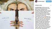 Le top Cara Delevingne sort son premier livre