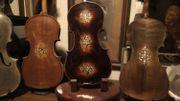 """Des violons """"rescapés"""" de la Shoah reprennent vie le temps d'un concert"""