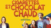 """Gustave Kerven se bat pour garder ses filles dans """"Cigarettes et chocolat chaud"""""""