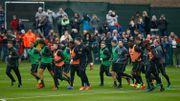 Eden Hazard forfait, Meunier et Fellaini aux soins, 24 Diables à l'entraînement