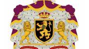 Les nouvelles armoiries des fils du Roi.