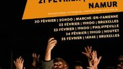 Spectacle de théâtre-action organisé par les Ateliers Paysans-Artisans à Namur ce 21 février