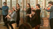 Reportage | L'Ensemble Vibrations propose des sonorités de flûtes aussi multiples qu'inattendues