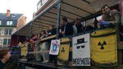 Coup d'envoi de la Saint-Nicolas à Namur (photos)
