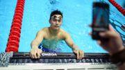 Le nageur chinois Sun Yang a fait appel de sa suspension