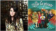 """Avec """"Zélie la pirate"""", Aurélie Cabrel signe un conte musical pour petits et grands"""