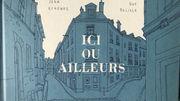 «Ici ou ailleurs» de Jean ECHENOZ et Guy DELISLE, aux éditions de l'Association