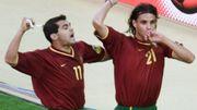 Sergio Conceicao et Nuno Gomes