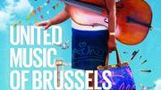 """La cinquième édition du """"United Music of Brussels"""" devrait avoir lieu le 5septembre"""