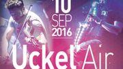 Première édition du festival électro Uckel'air au parc de Wolvendael samedi 10 septembre