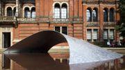 Une vague expérimentale signée Zaha Hadid dévoilée à Londres