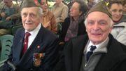 Henri Taymans et Etienne Jonckheere, anciens combattants