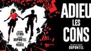 """""""Adieu les cons"""" une comédie avec une éblouissante Virginie Efira, coup de coeur de Cathy Immelen"""