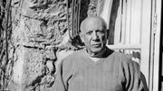 """""""L'extraordinaire odyssée"""" de """"Guernica"""" contée par Roland Dumas"""