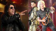 Queen et Alice Cooper sur scène pour l'Australie