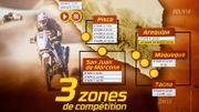Le Pérou, marchand de sable pour Loeb et compagnie sur le Dakar 2019