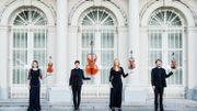 Quatuor Amôn : le souffle créateur