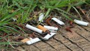 Les mégots de cigarettes se recyclent et sont même l'avenir de nos maisons !