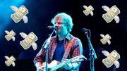 Ed Sheeran double sa fortune, et dépasse Adele dans la liste des plus riches du Royaume-Uni