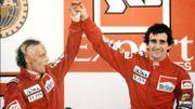Portugal 1984 : Finish improbable... Lauda titré pour 0,5 point face à Prost