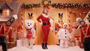 """Mariah Carey dévoile un nouveau clip pour """"All I Want for Christmas Is You"""""""