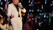 La pop coréenne progresse sur YouTube grâce à Psy