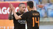 Double passeur, Nainggolan mène la Roma au succès face au Chievo