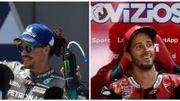 MotoGP : Morbidelli promu chez Yamaha, Dovizioso nouvel équipier de Rossi