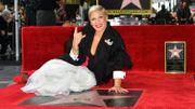 L'étoile de la chanteuse Pink brille désormais à Hollywood