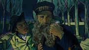 Van Gogh en 65.000 peintures à l'huile animées, en lice pour un Oscar
