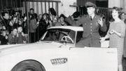 Digne du King : une BMW ayant appartenu à Elvis Presley à Pebble Beach