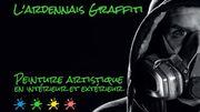 """""""L'Ardennais Graffiti"""" de Lesterny (Nassogne)"""