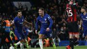 Hazard sort du banc et qualifie Chelsea pour les 1/2 de League Cup, Alderweireld et les Spurs sortent Arsenal