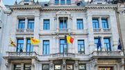L'ancien hôtel particulier de la famille Kageljan, qui héberge une partie de l'hôtel de ville de Namur