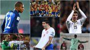 Le point sur les qualifiés/barragistes pour la Coupe du Monde