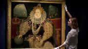 Un portrait de la reine Elizabeth I reste au Royaume-Uni grâce à des dons