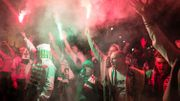 Legia Varsovie - Real Madrid à huis clos