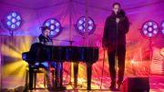 """Live Viva for Life : Grand Corps Malade et Mosimann, un duo époustouflant et engagé sur """"Mesdames"""""""