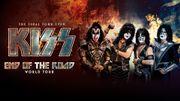 Kiss revient en Belgique!