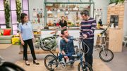 Ahooga, un vélo dans la ville
