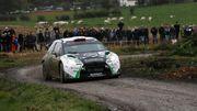 Concours: vos accès pour le Rallye du Condroz-Huy