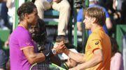 """Nadal: """"Goffin mérite d'être au Masters"""""""