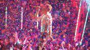 Tempo: Concert de Coldplay: Live à Sao Paulo