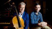 Raphaël Pidoux et Tanguy de Willencourt révèlent les sonorités de l'Instrumentarium du Musée de la musique de Paris